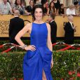 Julianna Margulies veste Giambattista Valli no Screen Actors Guild Awards 2015