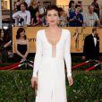 Maggie Gyllenhaal veste Thakoon no Screen Actors Guild Awards 2015