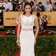 Paula Patton veste Aiisha Ramadan no Screen Actors Guild Awards 2015