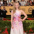 Natalie Dormer veste Naeem Khan no Screen Actors Guild Awards 2015