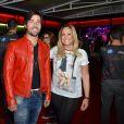 Susana Vieira e Sandro Pedroso deram uma nova chance ao romance durante a Copa do Mundo, mas não durou muito tempo