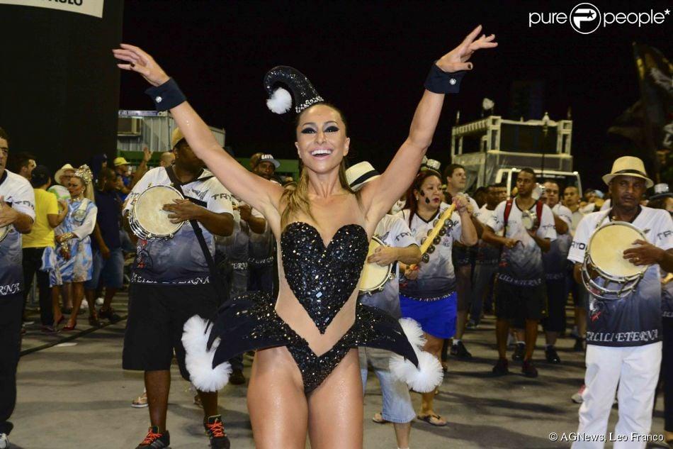 G1 - Sabrina Sato se prepara para carnaval com boxe, muay thai e ...