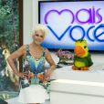 Ana Maria Braga comenta novo visual platinado: 'Quem não ...