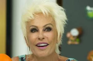 Ana Maria Braga comenta novo visual platinado: 'Quem não gostou, desculpa'