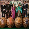 Megan Fox participa de evento do filme 'As Tartarugas Ninjas', em Tóquio, no Japão