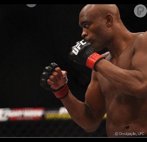 Anderson Silva não receberá prêmio de R$ 16 milhões por vitória no UFC enquanto processo de doping não terminar