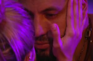 'BBB15': Fernando chora com Aline e sister questiona.'Por que tem desconfiança?'