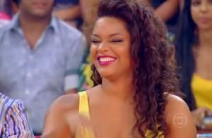 Rainha de bateria, Juliana Alves conta que sonhava em ser porta-bandeira