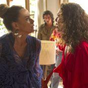 'Boogie Oogie': Cristina descobre beijo de Susana em Fernando e conta a Carlota