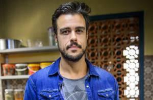 Novela 'Império': Enrico pede desculpas a Leonardo após fazer as pazes com o pai
