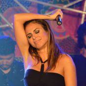 Justiça nega recurso de Alinne Rosa e mantém bloqueio nos cachês de seus shows