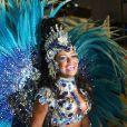 Raíssa Oliveira fez drenagem linfática regularmente nas semanas antes do desfile