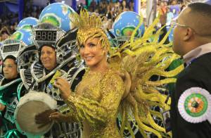 Claudia Leitte confirma que será rainha na Mocidade em 2016: 'Estarei lá'