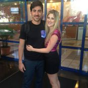 Dani Calabresa afirma que perdoou traição de Marcelo Adnet: 'Vida que segue'