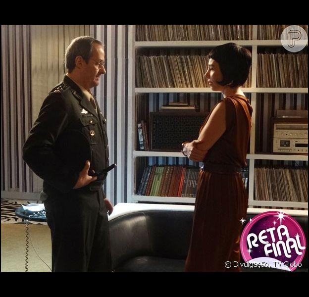 Elísio (Daniel Dantas) termina seu affair com Leonor (Rita Elmôr), em 'Boogie Oogie, em 02 de março de 2015