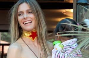 Fernanda Lima e outras famosas adoram fantasia de Mulher-Maravilha; veja fotos