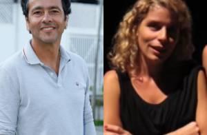 Marcos Palmeira, de 'Babilônia', engata namoro com a diretora Gabriela Gastal