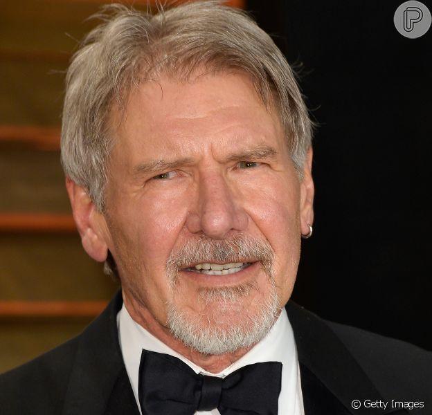 Harrison Ford deve se recuperar totalmente dos ferimentos sofridos em um acidente de avião, nesta quinta-feira, 05 de março de 2015
