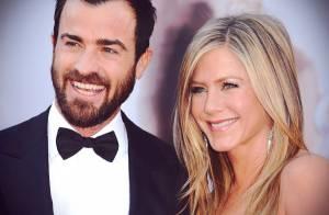 Jennifer Aniston rejeita acordo pré-nupcial proposto pelo noivo, Justin Theroux