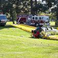Após o acidente de avião, Harrison Ford teve que operar o tornozelo e a bacia