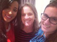 'BBB15': após beijo de Rafael em Tamires, Talita conhece mãe e irmã do brother