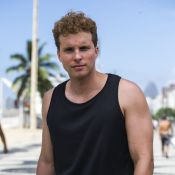 Thiago Fragoso emagrece 10 kg e surgirá com corpo sarado na novela  'Babilônia'