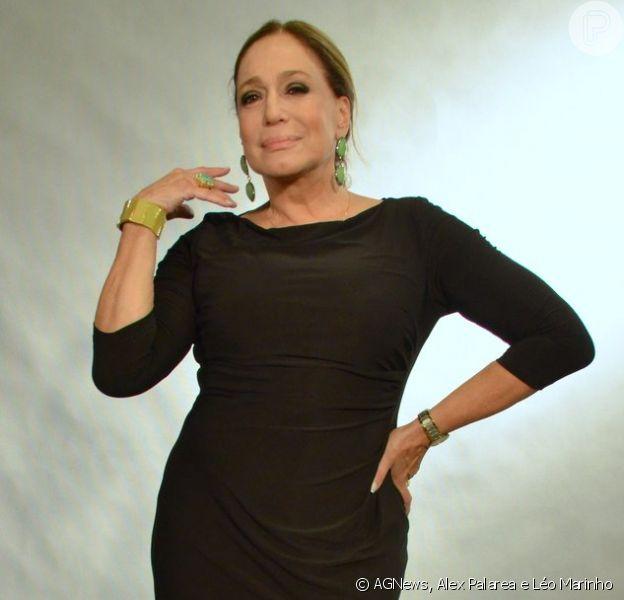 Susana Vieira revela que seu vestido de casamento será 'estilo gostosa', 30 de abril de 2013