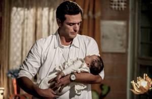 'Salve Jorge': Érica conta à Áurea que Théo e Morena têm uma filha, sequestrada