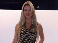 Após desistir de Fernando, ex-BBB Aline dispara: 'Doida para beijar na boca!'