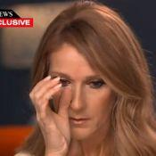 Céline Dion se emociona ao falar do câncer do marido: 'Tenho que alimentá-lo'