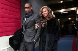 Beyoncé está grávida de dois meses de seu segundo filho com o rapper Jay-Z