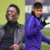 Pelé afirma que Neymar não vai conseguir ser o novo rei do futebol: 'Impossível'