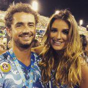 Casados, Rafa Brites e Felipe Andreoli serão concorrentes na TV: 'Engraçado'