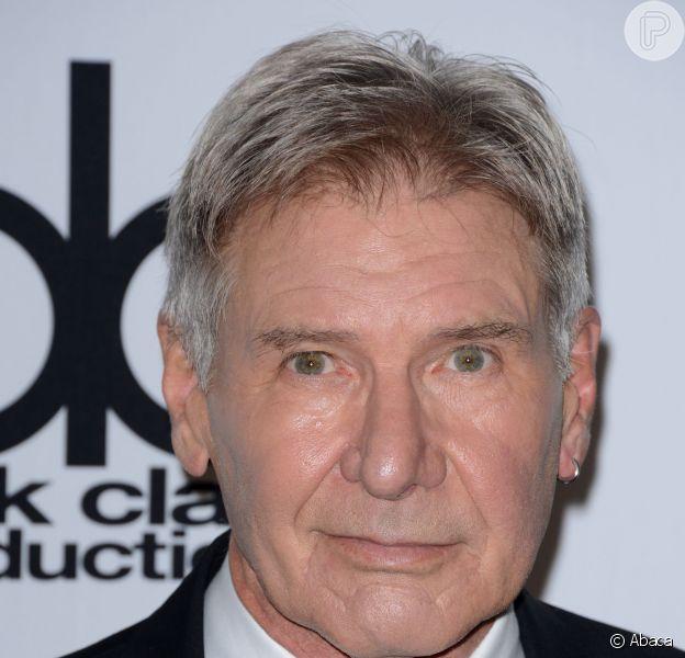 Harrison Ford tem alta hospitalar após 23 dias internado por causa de acidente de avião