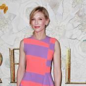 Cate Blanchett fala de relação dos filhos com caçula adotada: 'Extraordinária'