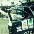 Ana Maria Braga foi atropelada ao vivo no seu programa, durante a reportagem sobre um carro automático