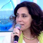 Christiane Torloni é a favor de salário para donas de casa: 'Administradoras'