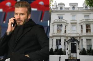 David Beckham briga com vizinhos por obra em nova mansão de R$ 150 milhões