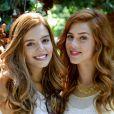 Giovanna Lancellotti e Sophia Abrahão são rivais, na novela 'Alto Astral'