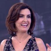 Fátima Bernardes afirma durante o 'Encontro': 'Eu faço um bacalhau delicioso'