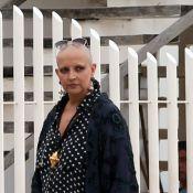 Betty Lago comenta visual em tratamento contra o câncer: 'Me acho linda'