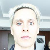 Jared Leto testa maquiagem de Coringa para novo filme: 'Começa a transformação'