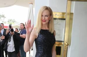 Nicole Kidman e Steven Spielberg chegam ao Festival de Cinema de Cannes