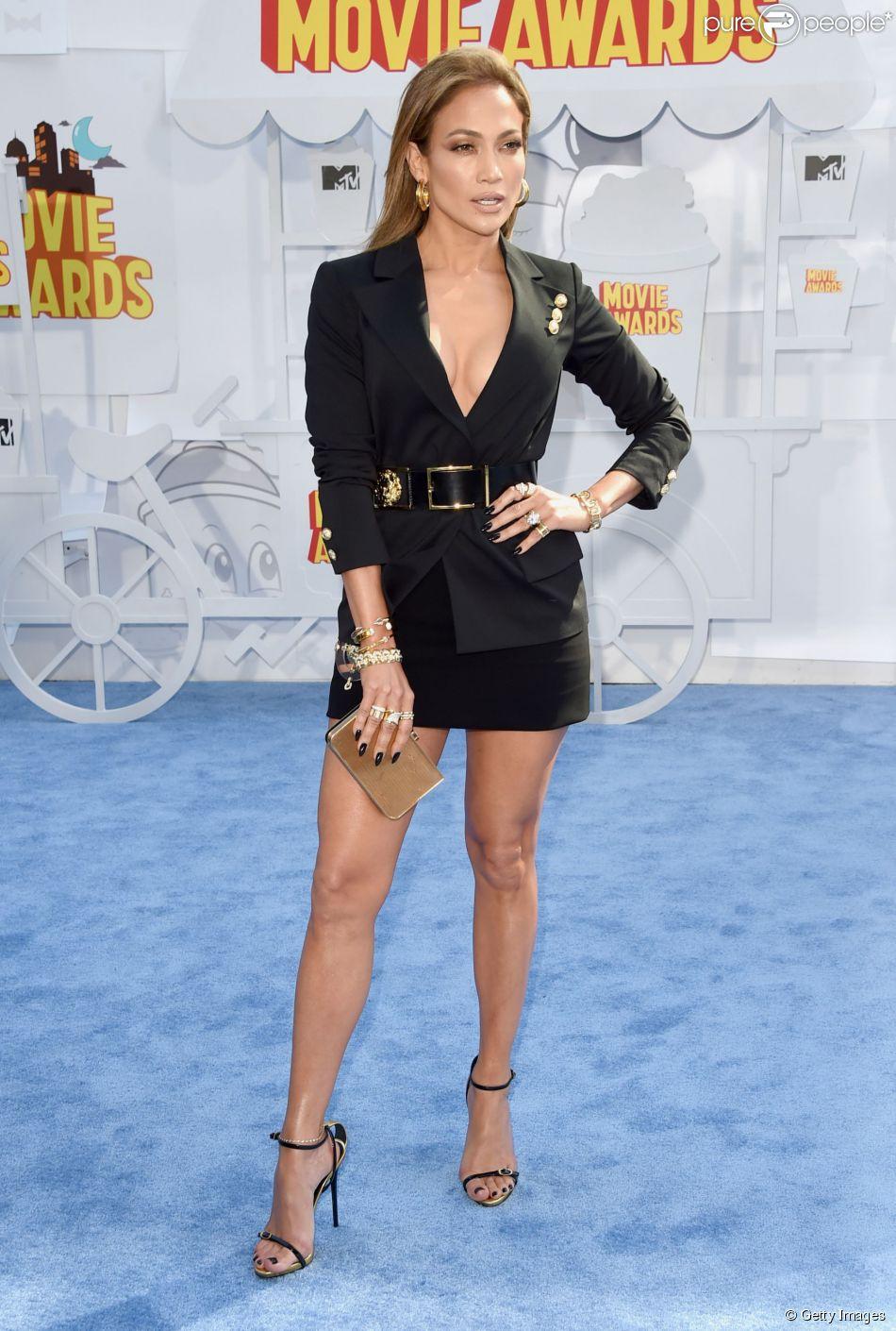 Jennifer Lopez ousa no...