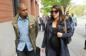 Kim Kardashian fica furiosa ao saber que Kanye West vai sair em turnê mundial