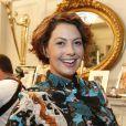 Fabiula Nascimento adota cabelos ruivos para a novela 'I Love Paraisópolis'