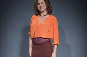 Débora Bloch revela ter aplicado botox na testa e admite: 'Não gostei'