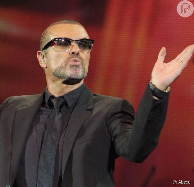 George Michael é hospitalizado após acidente de carro, em 17 de maio de 2013