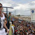 Netinho sempre arrastou muitos fãs em seus shows