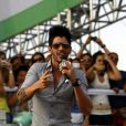 Gusttavo Lima batiza a nova fazenda de 'Balada', fazendo alusão a uma de suas músicas de maior sucesso, 'Balada boa'
